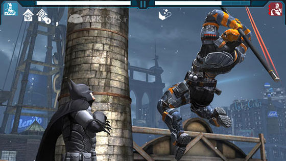 Batman Arkham City Lockdown 1.0.2 (2)