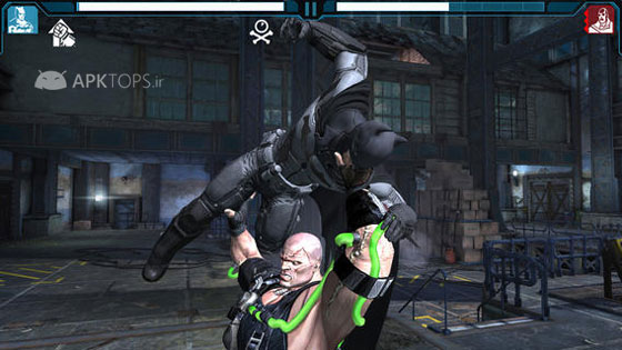 Batman Arkham City Lockdown 1.0.2 (3)