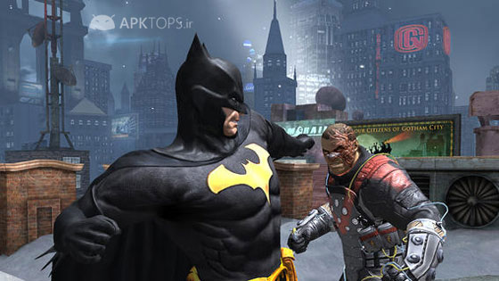 Batman Arkham City Lockdown 1.0.2