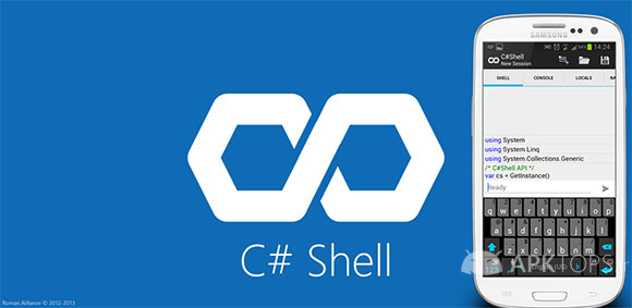 C#-Shell-Compiler-REPL-home