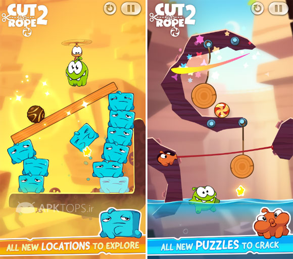Cut the Rope 2 1.0 (6)
