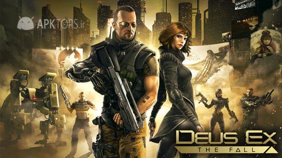 Deus Ex The Fall 0.0.19