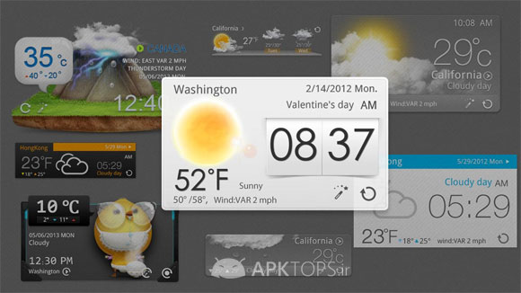 GO Weather Forecast & Widgets 4.29
