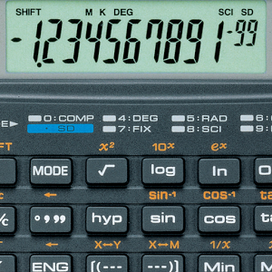 Casio Scientific