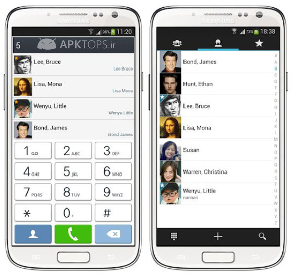 ExDialer Dialer & Contacts Donate 160