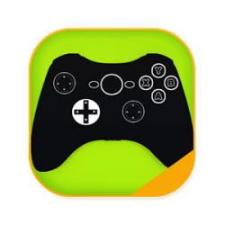 دانلود نرم افزار اتصال انواع گیم پدهای Usb و بلوتوث به گوشی اندروید Game Controller 2 Touch 1.2.3
