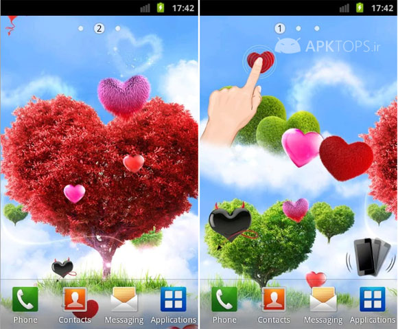 Heavenly Hearts Garden HD 1.2