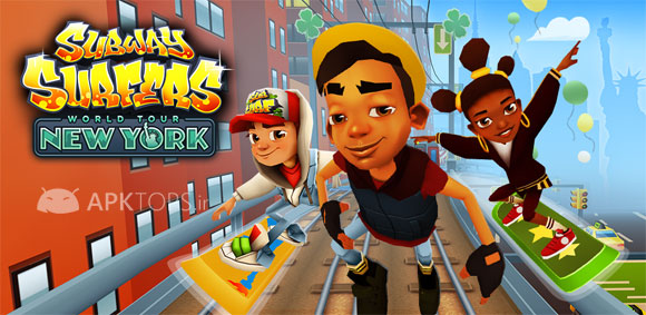 Subway Surfers 1.20.0