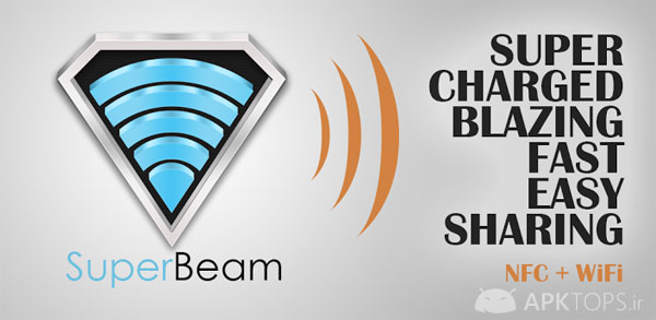 SuperBeam RPO  WiFi Direct Share 3.1