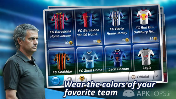 Top Eleven Be a Soccer Manager 2.19 (2)
