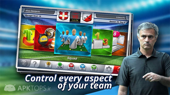Top Eleven Be a Soccer Manager 2.19