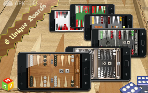 Backgammon Masters 1.6.2 Full