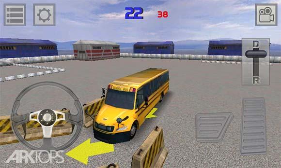 Bus Parking 2 v1.1.7 دانلود بازی پارک کردن اتوبوس 2
