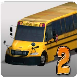 بازی پارک اتوبوس 2 برای اندروید