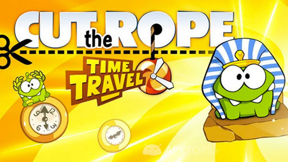 Cut the Rope Time Travel HD 1.3.2