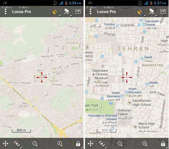 Locus Map Pro - Outdoor GPS 2.19.1
