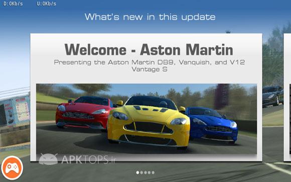 Real Racing 3 2.1.0