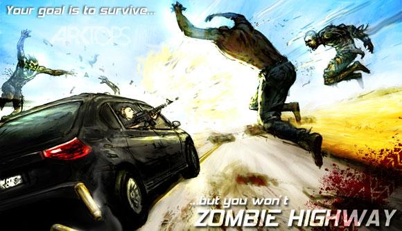 Zombie Highway 1.8+mod