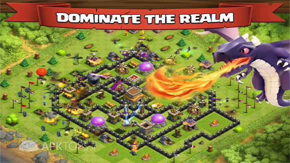 Clash of Clans 6.56.1 (2)