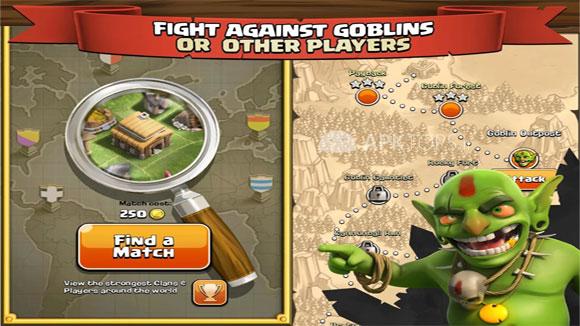 دانلود Clash of Clans 6.407 نسخه جدید بازی فوق گرافیکی و مهیج جنگ قبیله ها برای اندروید