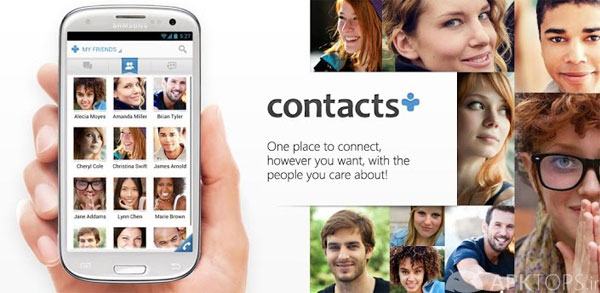 Contacts + 3.25.8