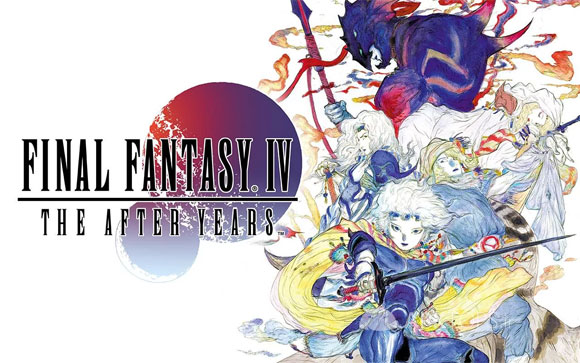 FINAL FANTASY IV AFTER YEARS 1.0.4