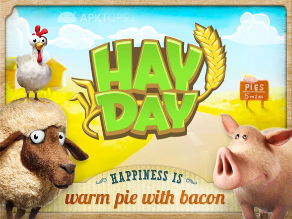 Hay Day 1.18.66