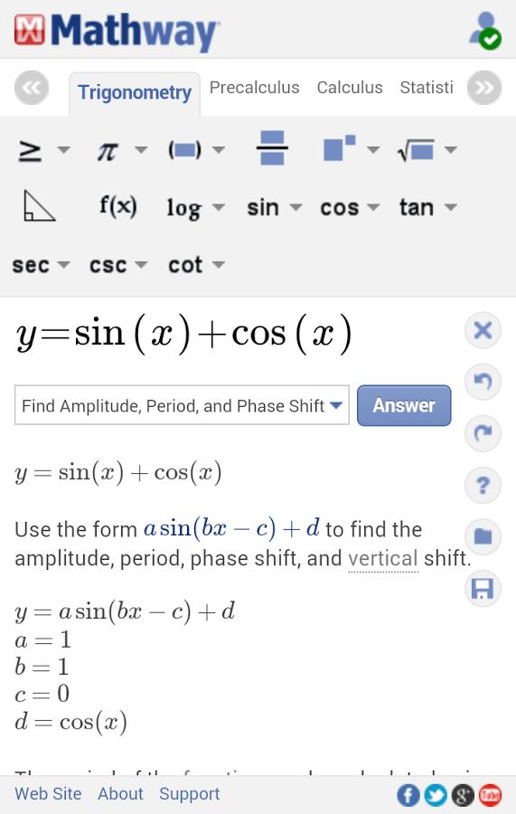Mathway – Math Problem Solver v3.1.7 Apk is Available ! – UdownloadU
