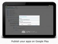 AIDE - Android IDE - Java, C + + 2.6.2 Premium (4)