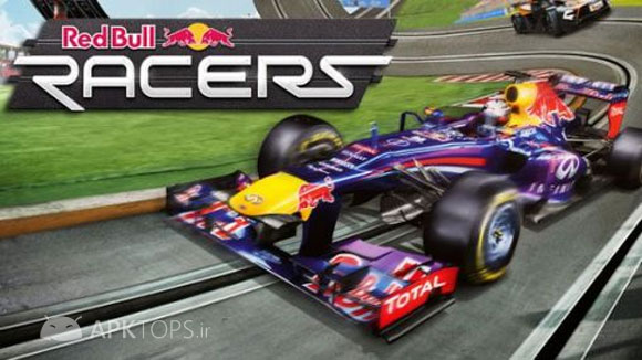 Red Bull Racers v1.5 دانلود بازی مسابقات اتومبیل رانی ردبول