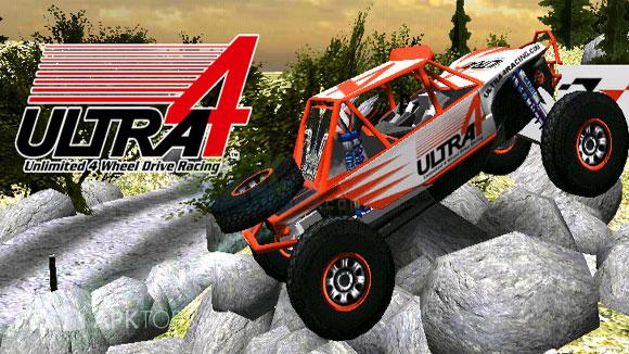 آخرین نسخه بازی مسابقات آفرود ULTRA4 Offroad Racing