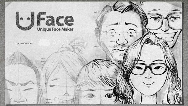 Uface - Unique Face Maker 1.2