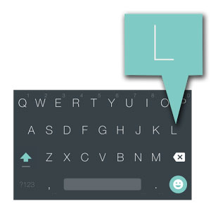 Android L Keyboard 3.1.20006
