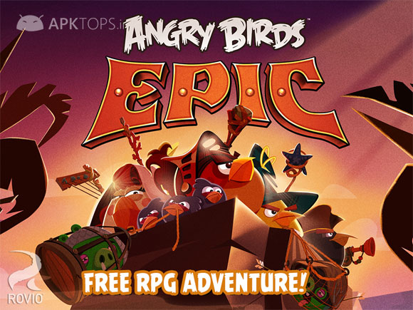 Angry Birds Epic 1.0.8