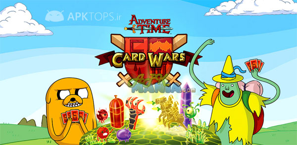 Card Wars - Adventure Time 1.0.8