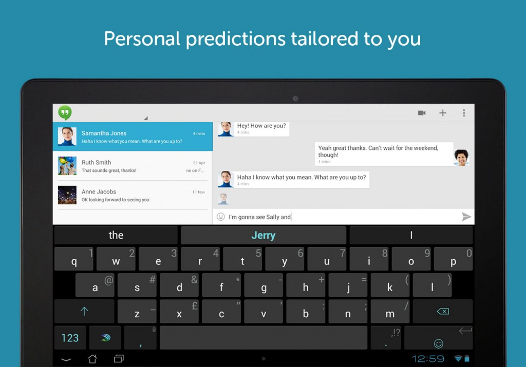 SwiftKey Keyboard v7.2.3.24 دانلود سوئیف کیبورد اندروید + مود تم ها