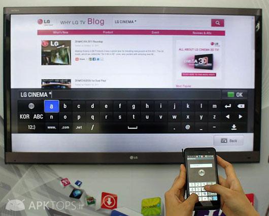 د LG TV Remote 5.1.0