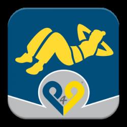 دانلود 8 Minutes Abs Workout 2.4.1 Unlocked حرکات ورزشی در 8 دقیقه