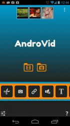 دانلود AndroVid Pro Video Editor نرم افزار ویرایش فیلم و ویدیو در اندروید