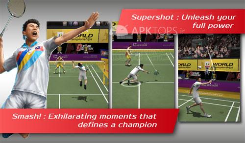 BadmintonJump Smash™ 2014 1.2.34 (2)