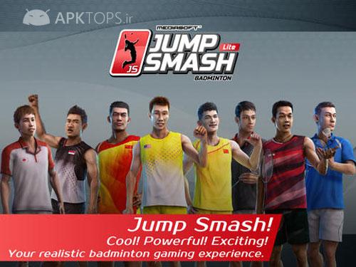 BadmintonJump Smash™ 2014 1.2.34