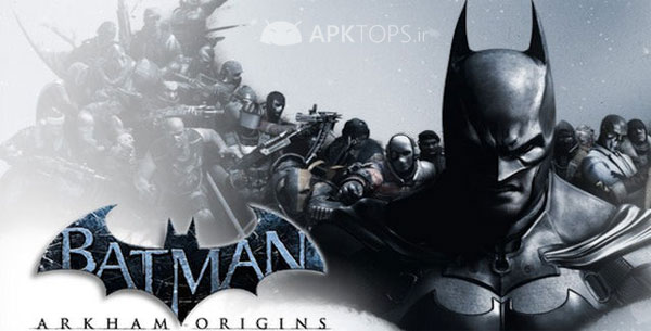 Batman Arkham Origins 1.2.1