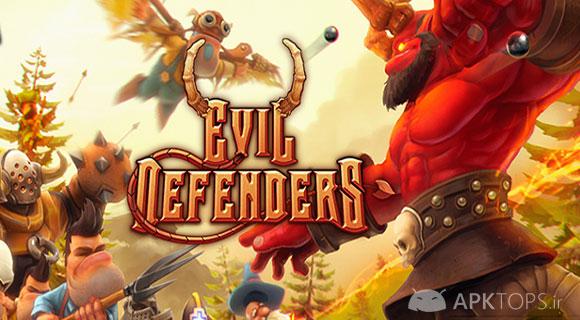Evil Defenders 1.0.6