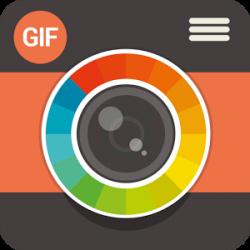دانلود Gif Me! Camera Pro 1.26 نرم افزار ساخت ویدیو از تصاویر GIF در اندروید