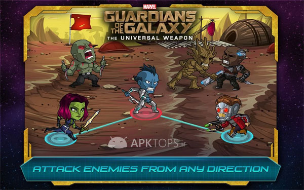 Guardians of the Galaxy TUW 1.1