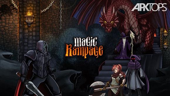 دانلود بازی Magic Rampage