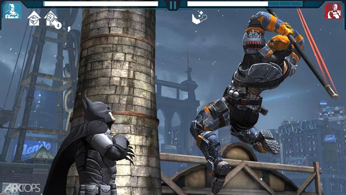 دانلود Batman Arkham Origins 1.3.0 Mod دانلود بازی بتمن ...