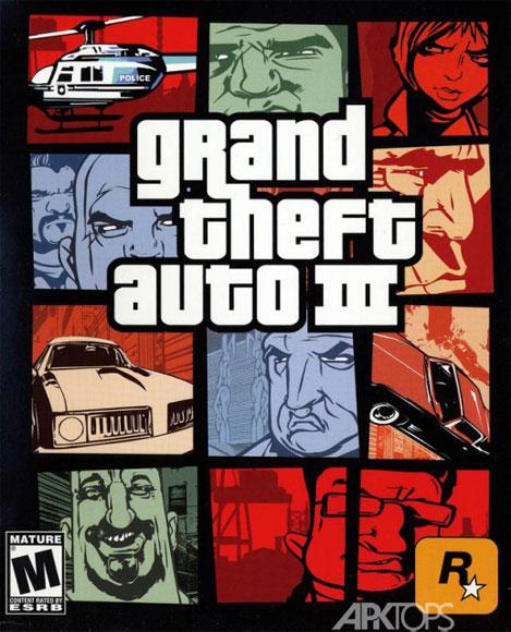 Grand Theft Auto III 1.4+Mod