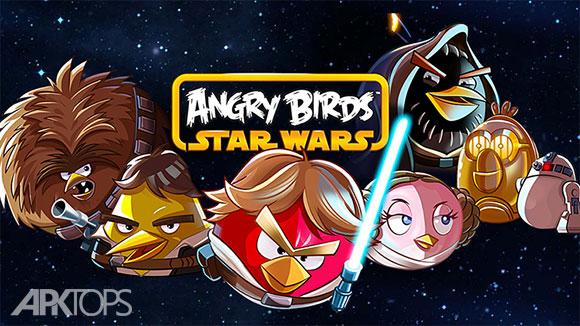 دانلود بازی Angry Birds Star Wars