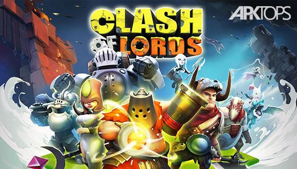دانلود بازی Clash of Lords